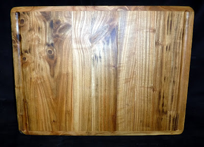 Splinters Woodworks: Custom Cherry Cutting Board