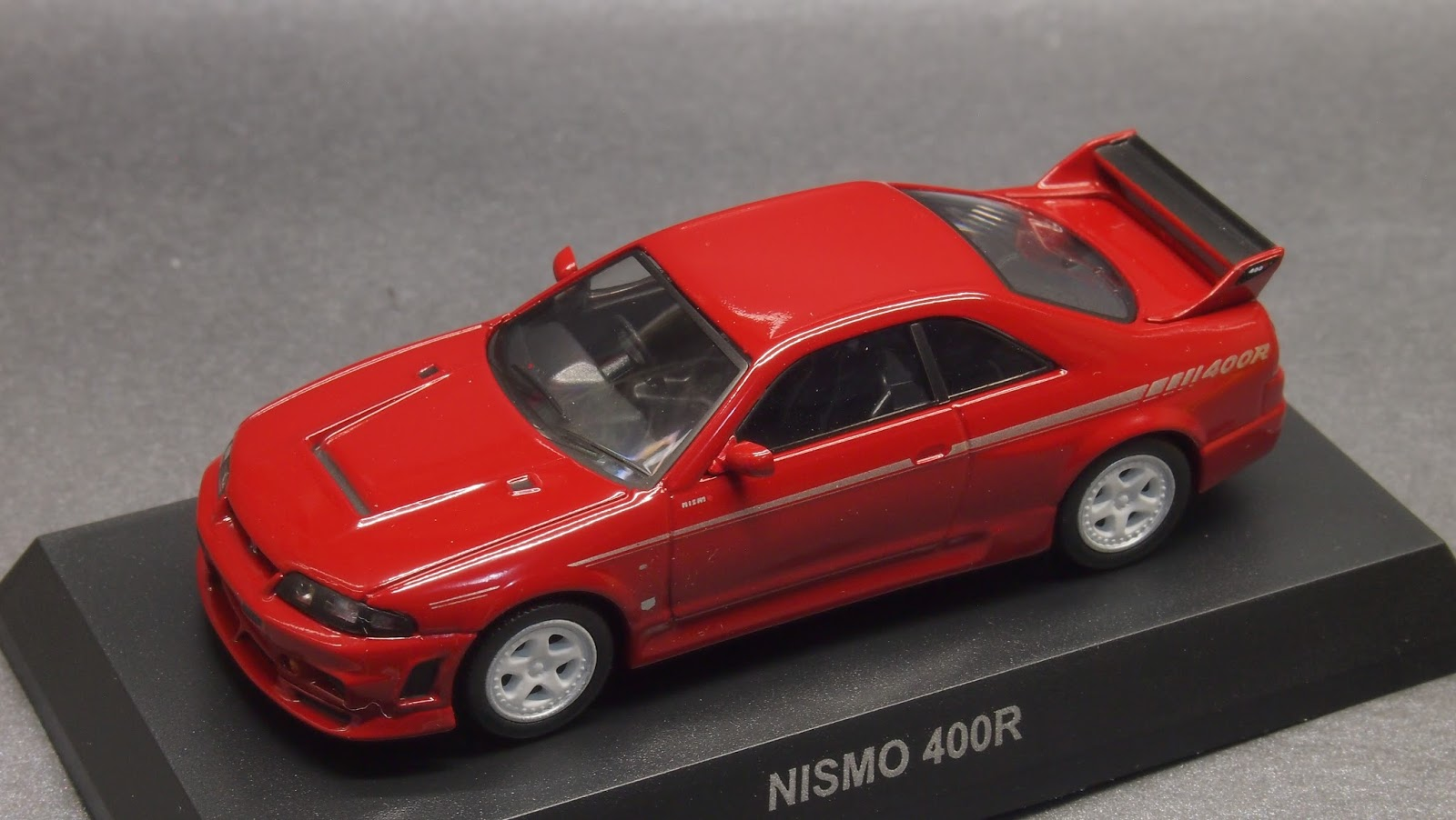 My 1 64 World Minicar Collection Kyosho 1 64 Nissan Nismo Minicar