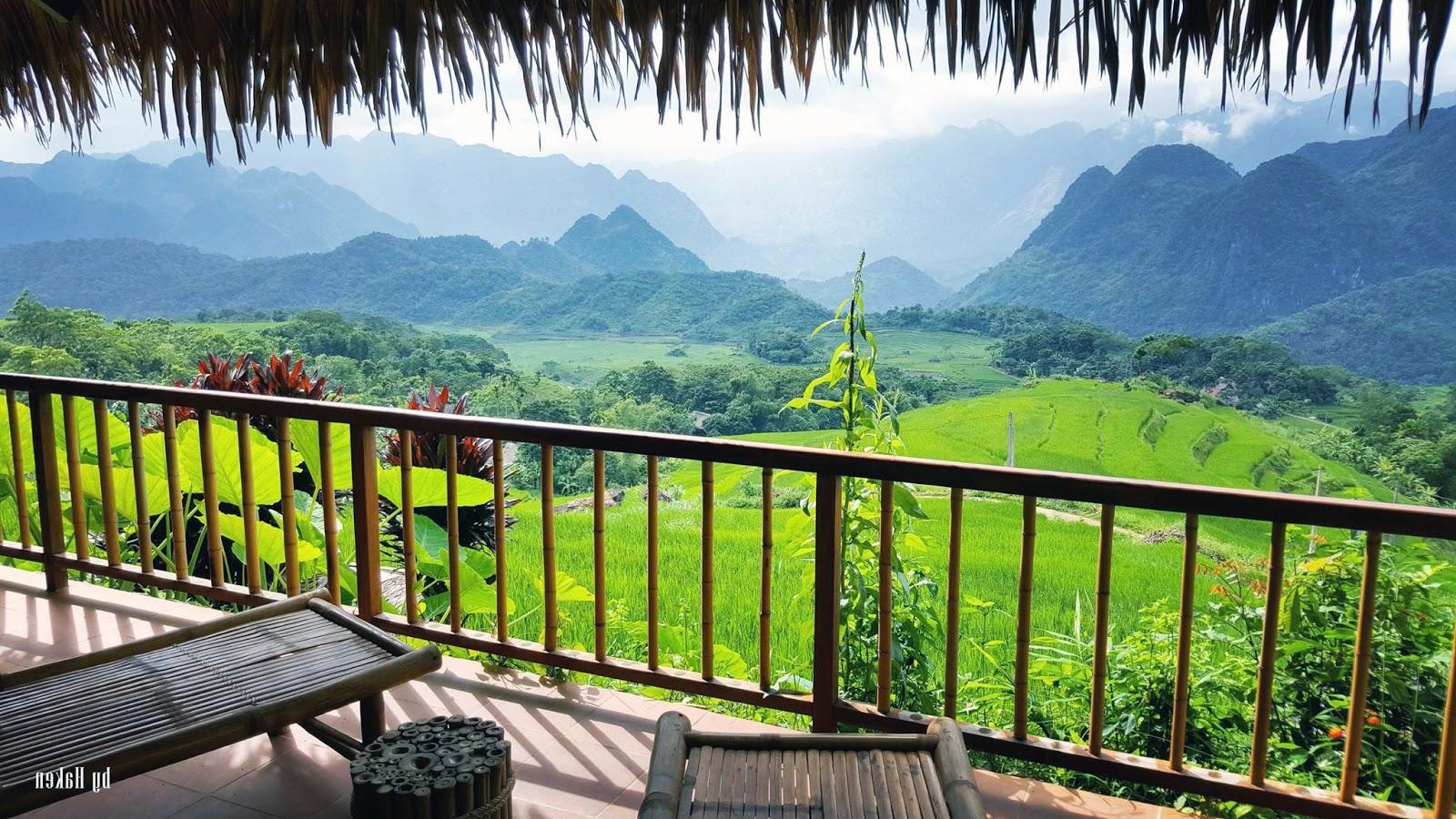 Pu Luong Retreat homestay
