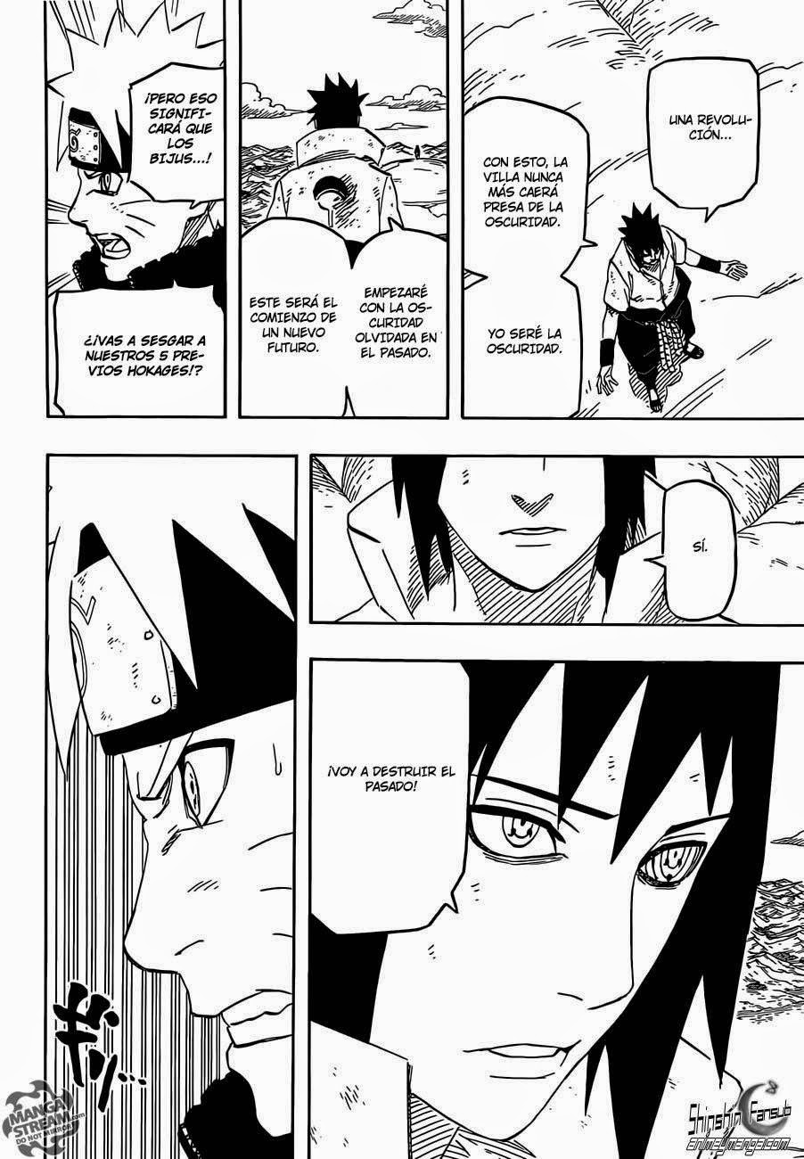 Komik Naruto Chapter 694 Pdf