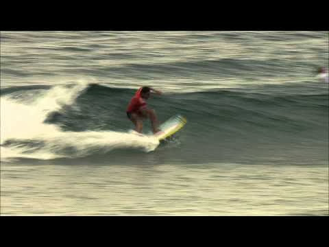 Day 4 - 2014 Australian Open of Surfing Highlights
