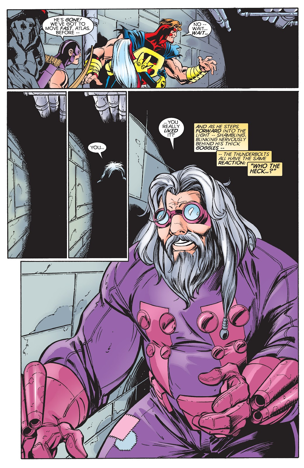 Read online Hawkeye & The Thunderbolts comic -  Issue # TPB 1 (Part 3) - 61