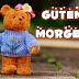 Guten Morgen Bilder - niedlicher Teddybär