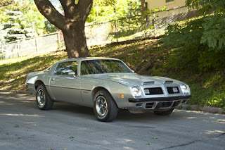 FOR SALE 1975 Pontiac : Firebird Formula 400