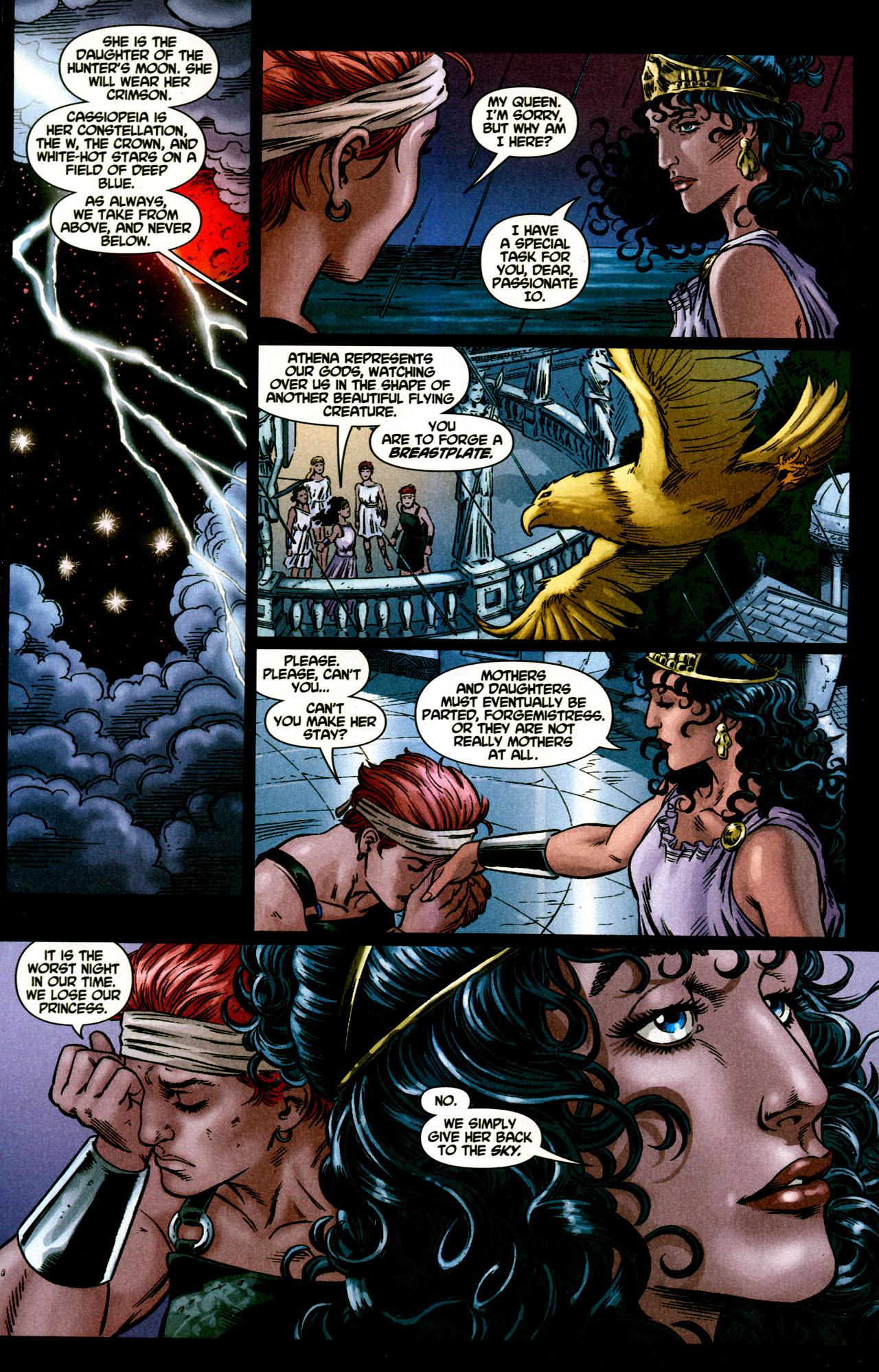 Read online Wonder Woman (2006) comic -  Issue #43 - 4