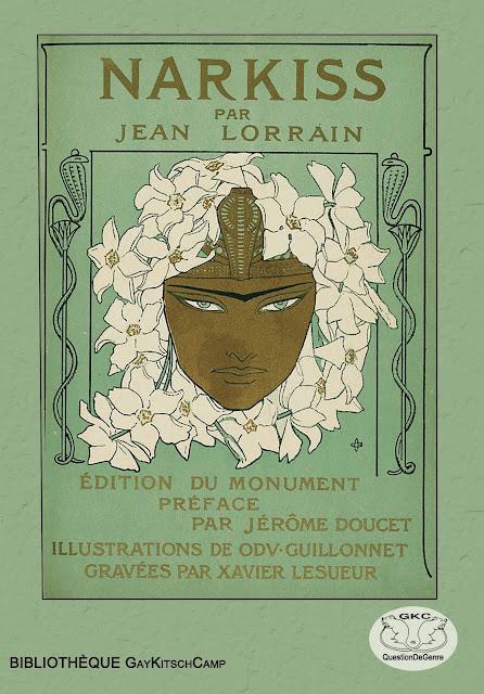 Jean Lorrain, Narkiss, 1908