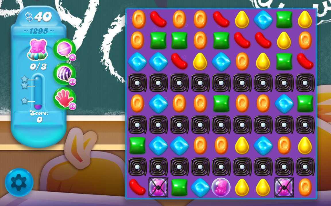 Candy Crush Soda Saga level 1295