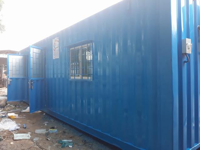 Bán Container Văn Phòng Tại Ninh Thuận