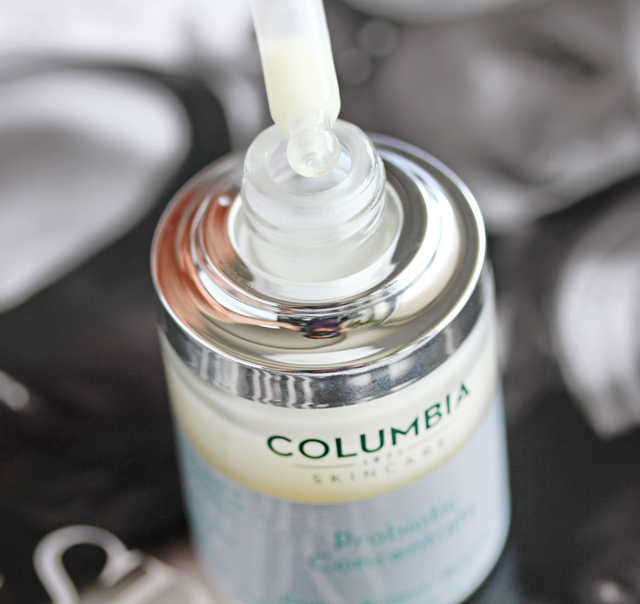 Columbia Skincare Probiotic Concentrate Review, Columbia Skincare Probiotics, Probiotic Skincare, Skincare Benefits Of Probiotics,