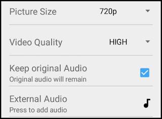Cara Menggabungkan Video Dengan Lagu (audio) di Android [Terbaru]