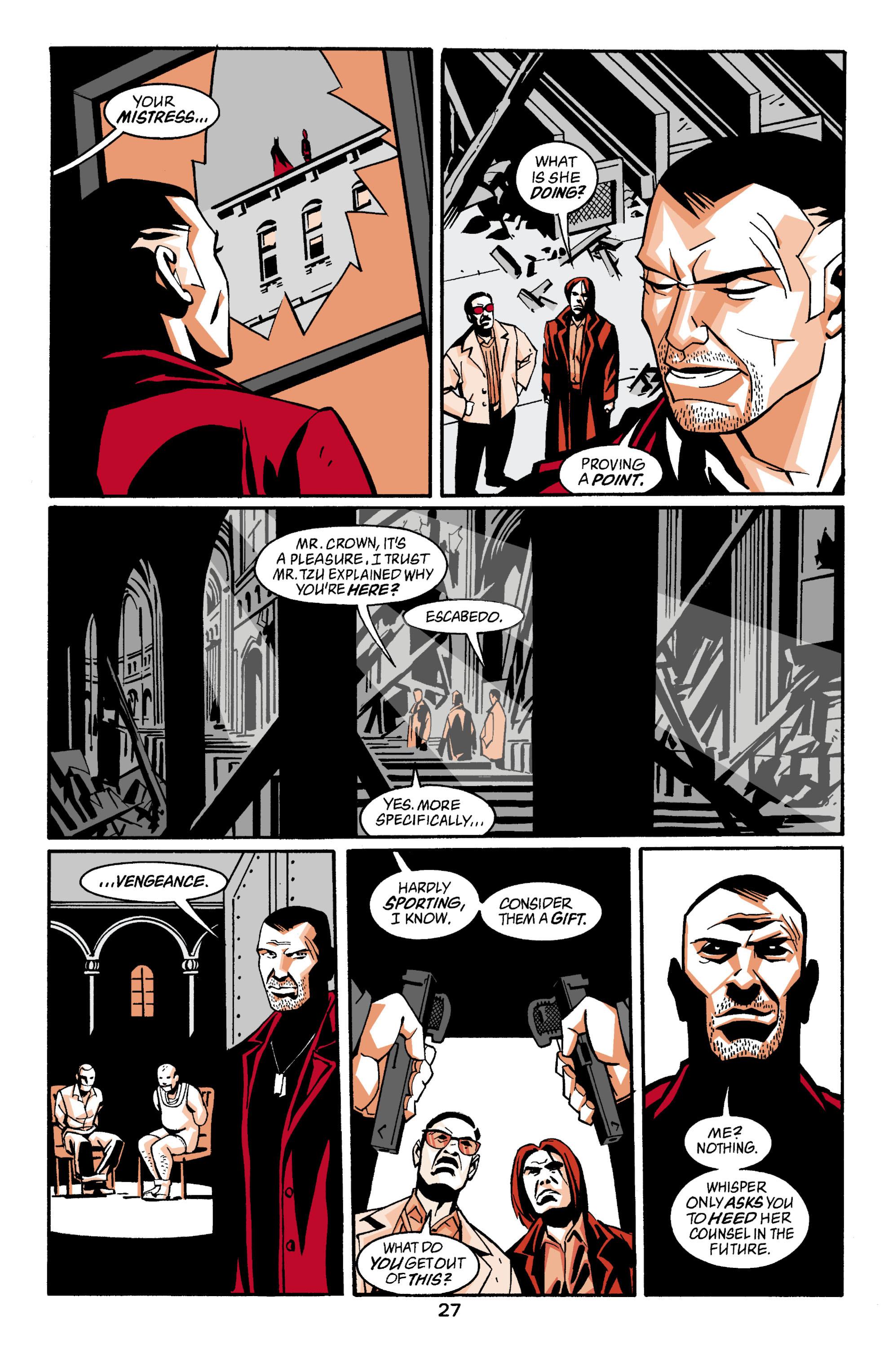 Detective Comics (1937) 744 Page 27