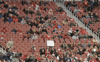 NFL Continues to Suffer Massive Numbers of Empty Seats on Game Day