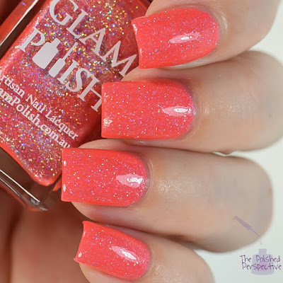 glam polish happily ever after swatch