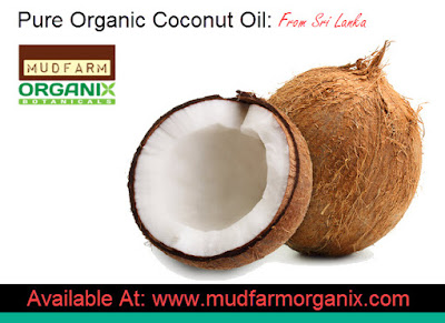 Use Organic Coconut Oil for healthy skin and hair.