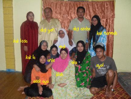 my life....my family