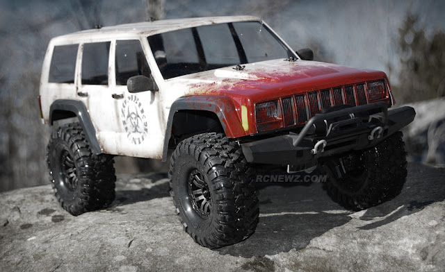 Traxxas TRX-4 custom build pictures
