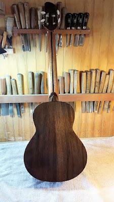 cuatro venezolano - ANTILKO - luthier Claudio Rojas