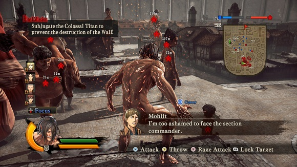 Download Attack on Titan Wings of Freedom