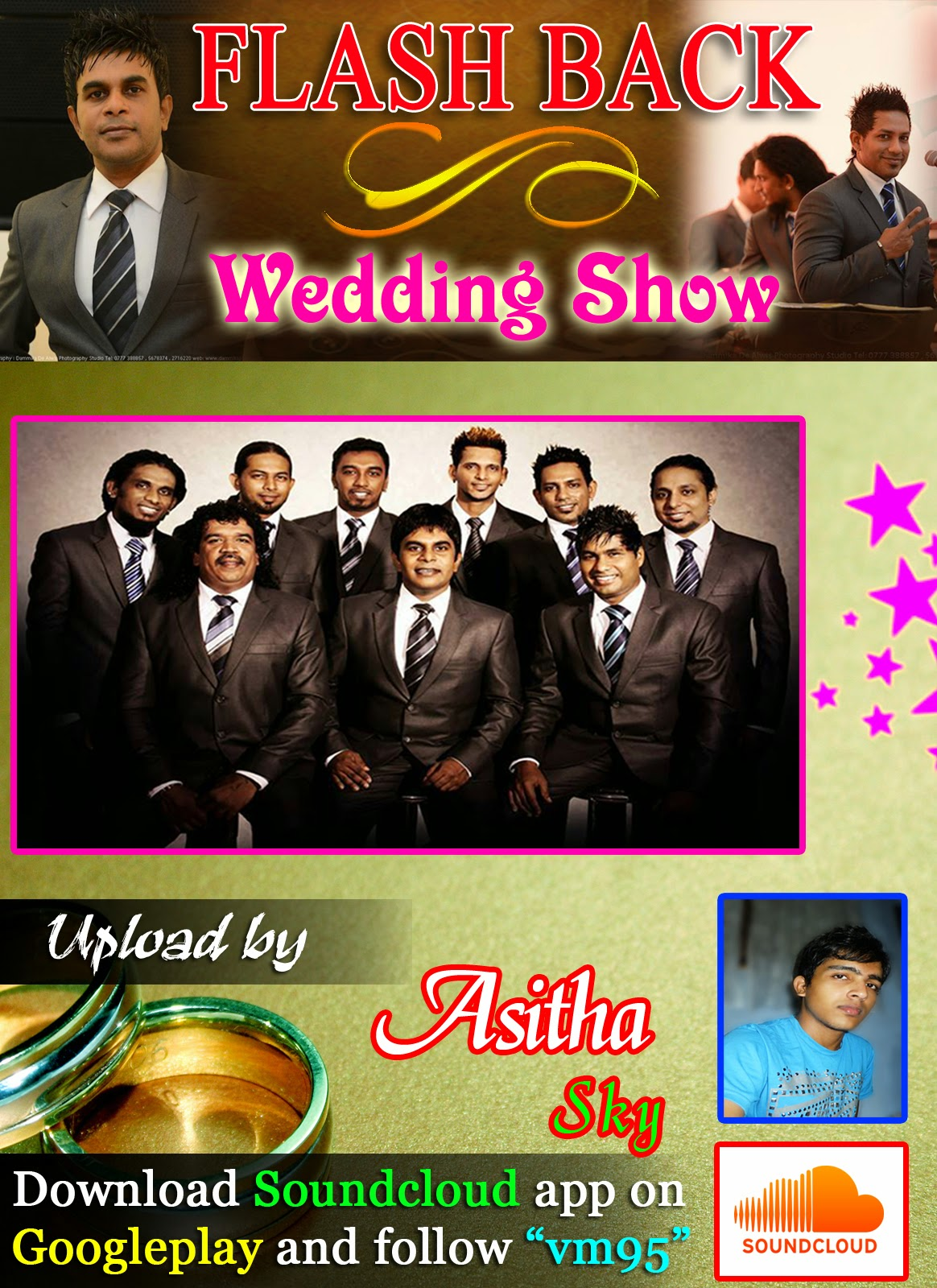 FLASH BACK WEDDING SHOW