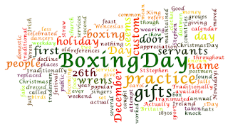 boxing day 26nd december is celebrated as the holiday the day after christmas day firstly it was originated from the united kingdom and later celebrated - What Is The Day After Christmas Called
