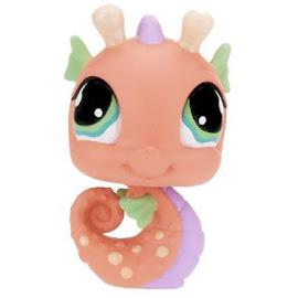 LPS Portable Pets Seahorse (#802) Pet
