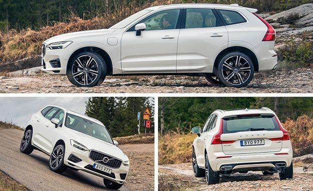 Volvo XC60 new luxury suv