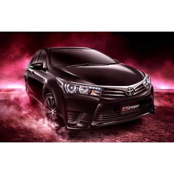 Body Kit Toyota Altis Esport 2014
