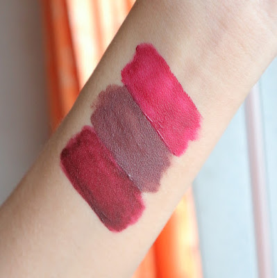 Ever Bilena City Romance Review Swatches