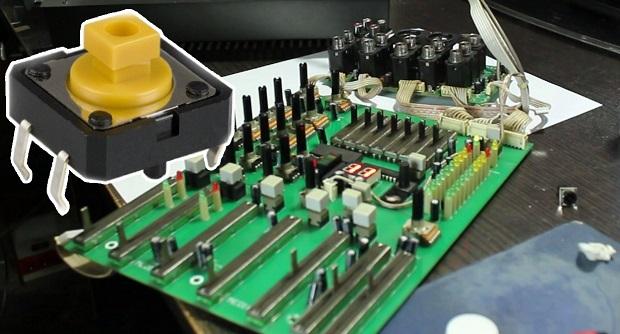 Cara Memperbaiki Tombol Effect DSP Pada Mixer Audio tidak Berfungsi
