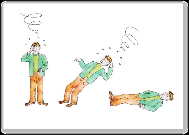 Ce este sincopa? Cum ofer primul ajutor in caz de sincopa (lesin)?