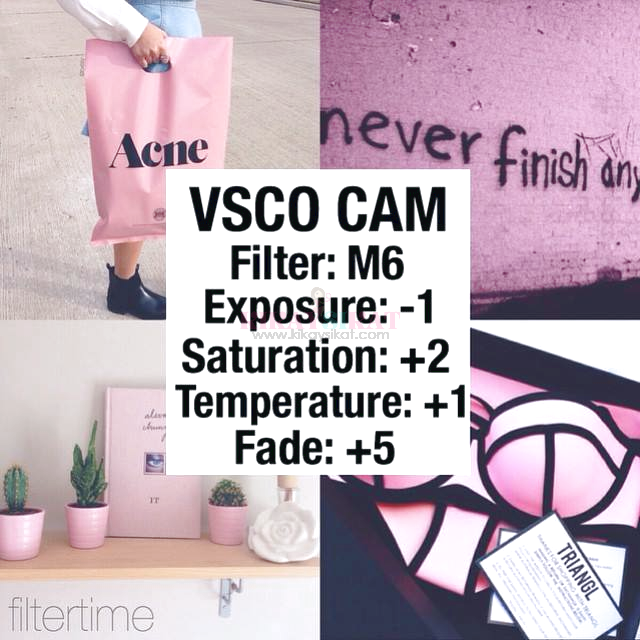 May The Fourth Be With You Filter: Part 1: 84 Of The BEST Instagram VSCO Filter Hacks
