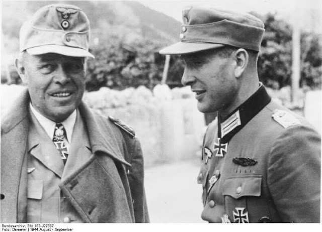 German field marshals worldwartwo.filminspector.com Kesselring Colonel Hippel