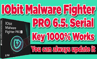 IObit Malware Fighter Pro Serial Key 2019 Free Download