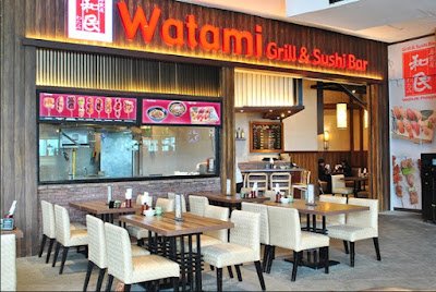 Watami and Sushi Bar: Japanese craving satisfied easy
