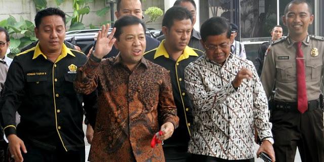 Pimpinan KPK bilang 'ngak pengaruh' DPR Kirim Surat Tunda Periksa Setnov