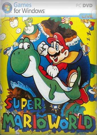 Super Mario World (Caballito) Juego Para PC