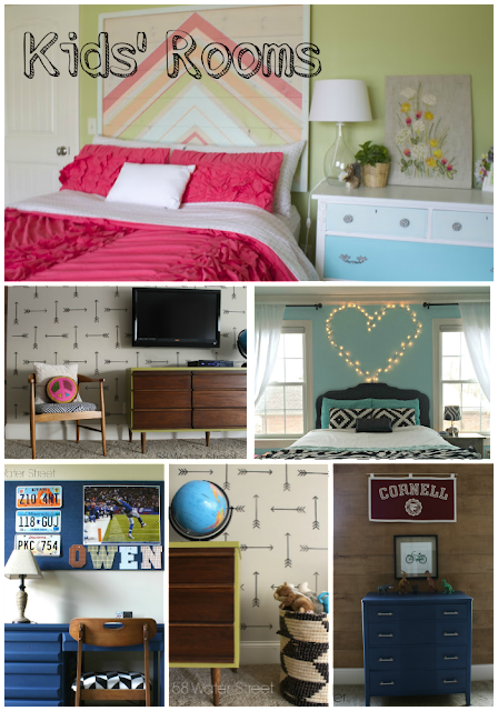 kids rooms, decor