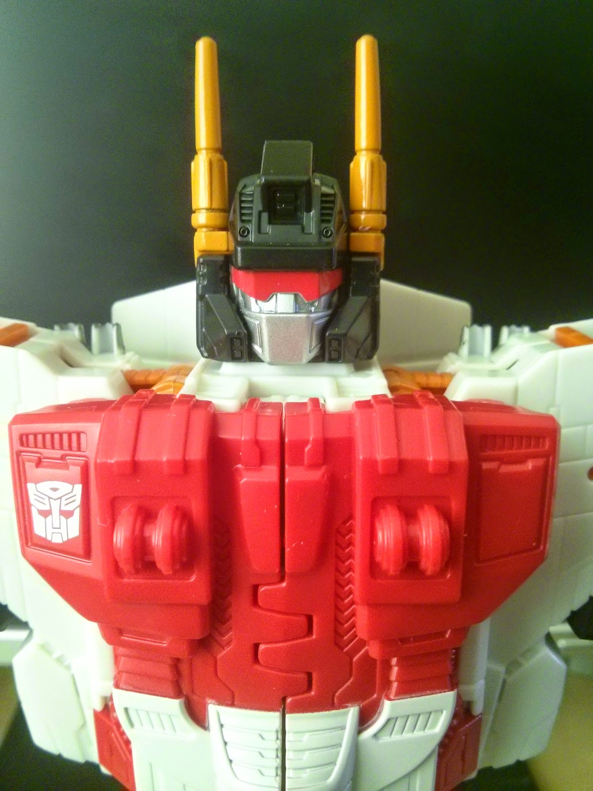 superion g1 head