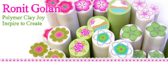 Ronit Golan Polymer Clay Joy