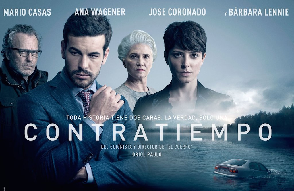 MOVIE REVIEW & SINOPSIS: The Invisible Guest (Contratiempo