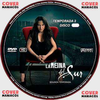 GALLETA LABELLA REINA DEL SUR TEMPORADA 2 2019 [ COVER DVD ]