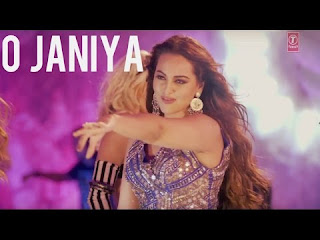 O Janiya Item Song from movie Force 2 – Sonakshi Sinha – HD Video Online
