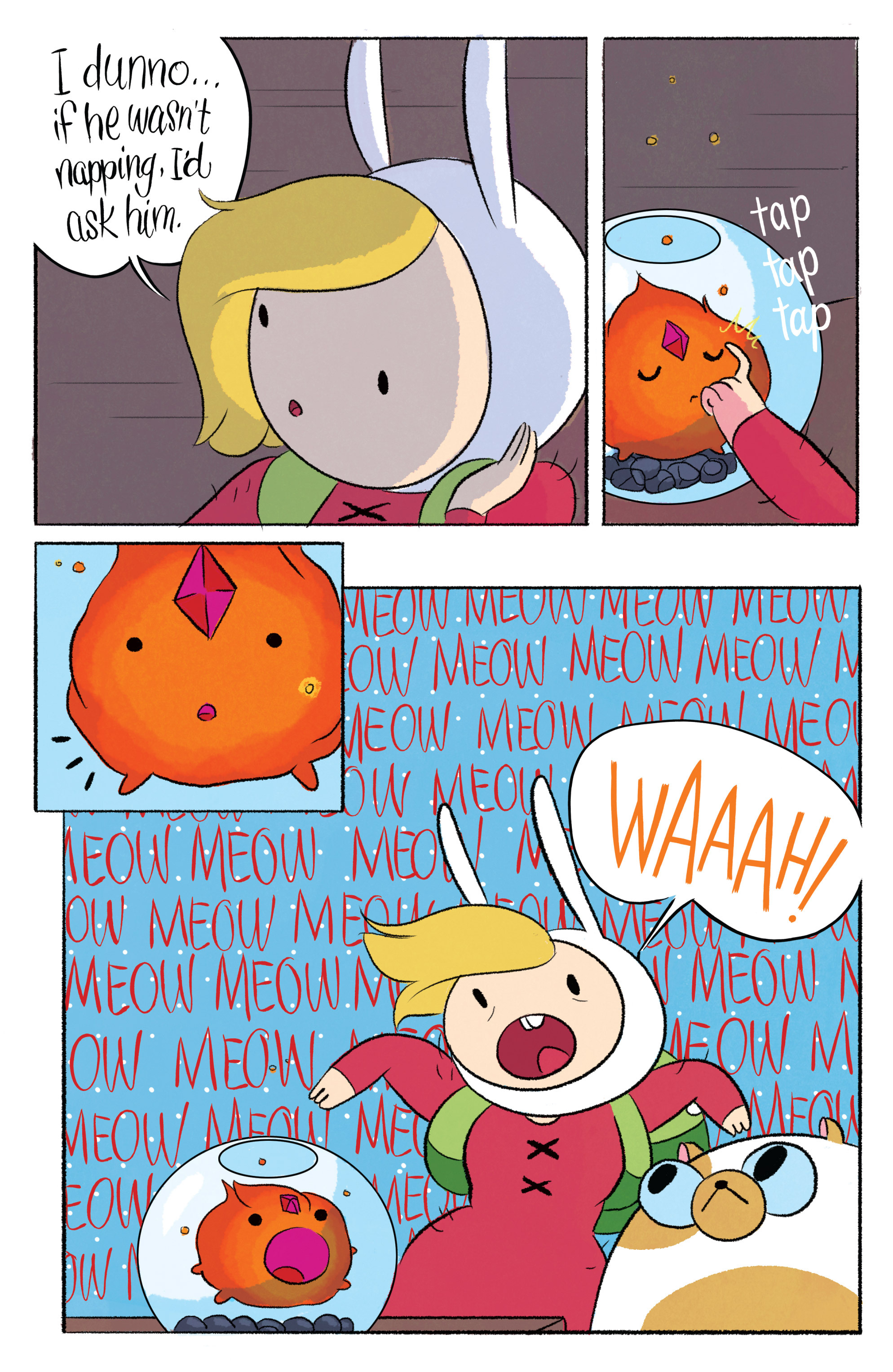 Read online Adventure Time with Fionna & Cake comic -  Issue #2 - 17