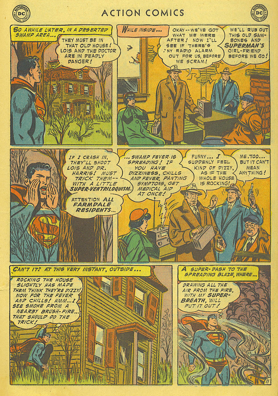 Action Comics (1938) 191 Page 12
