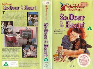Caratula: Danny Dentro de mi corazón (So dear to my heart)