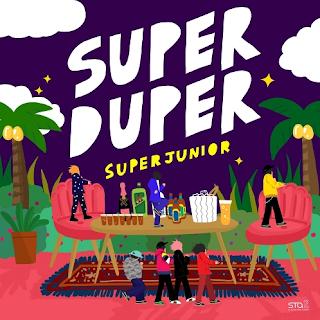 Super Junior Super Duper Mp3