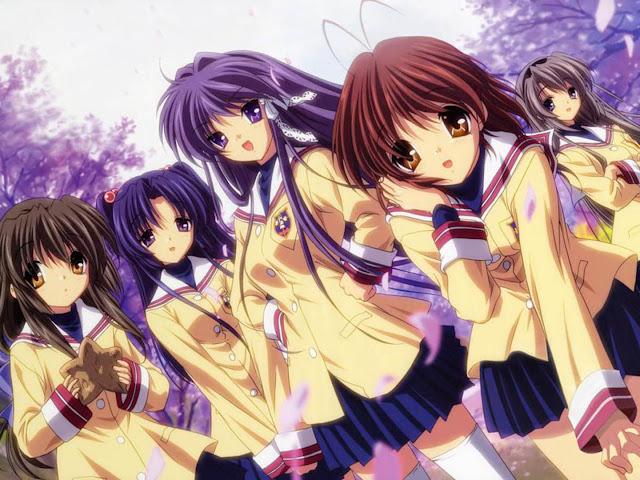 Rekomendasi Anime Seperti Angel Beats