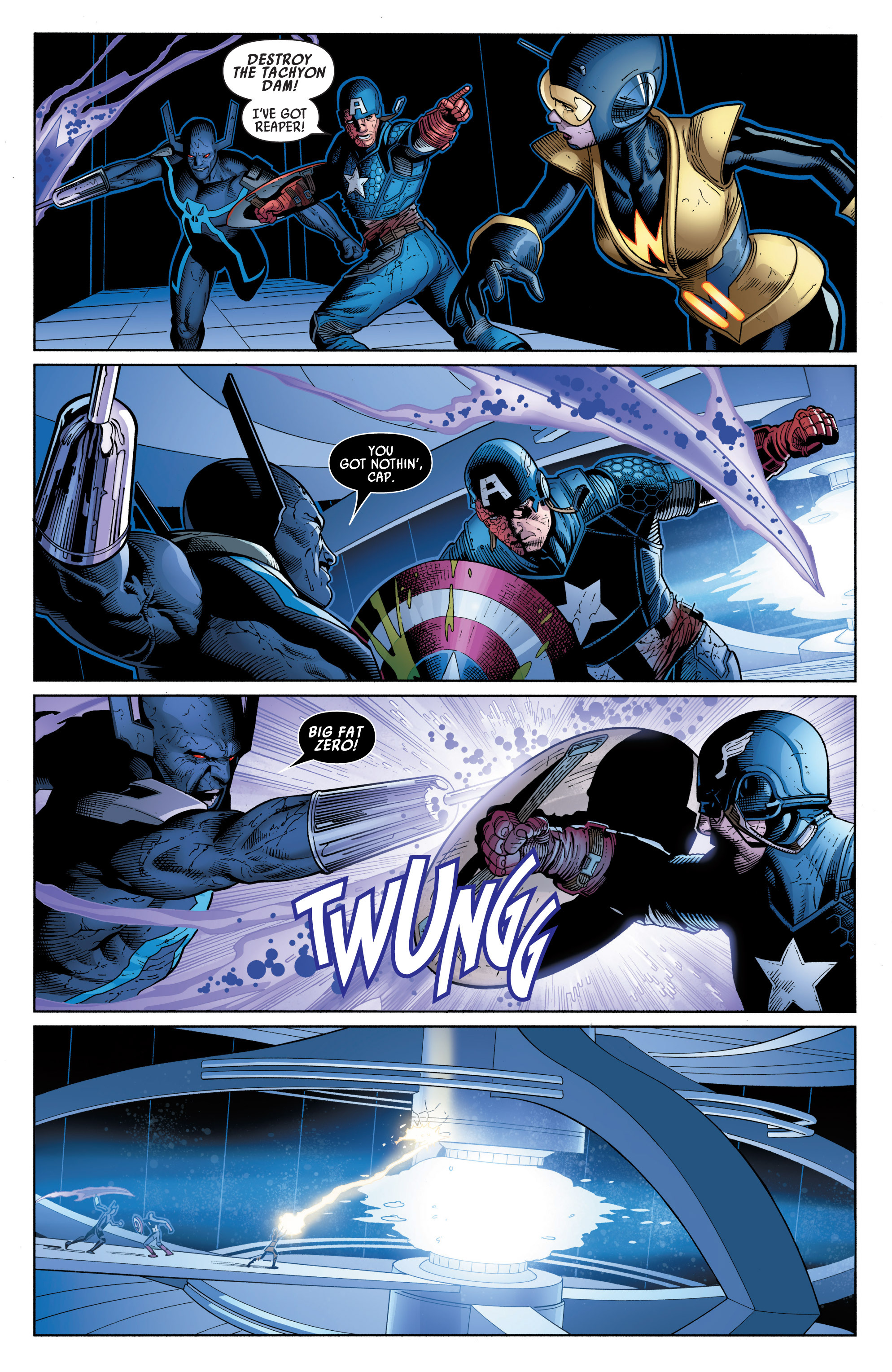 Read online Uncanny Avengers (2012) comic -  Issue #17 - 15