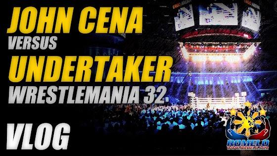 John Cena Versus Undertaker In Wrestlemania 32? What???