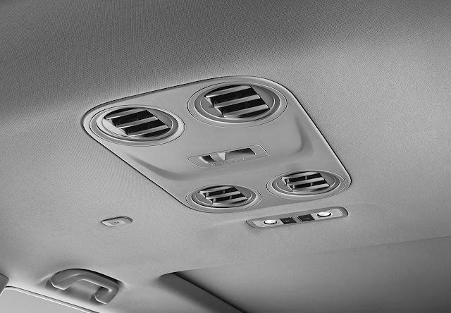 panel ac crv turbo